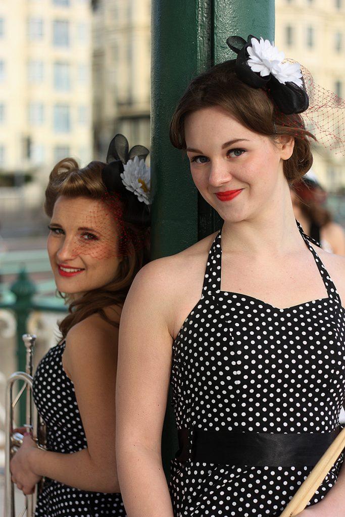Cesca And Sarah