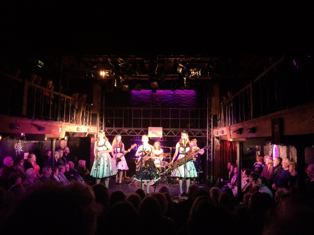 Watermill Stage Pic
