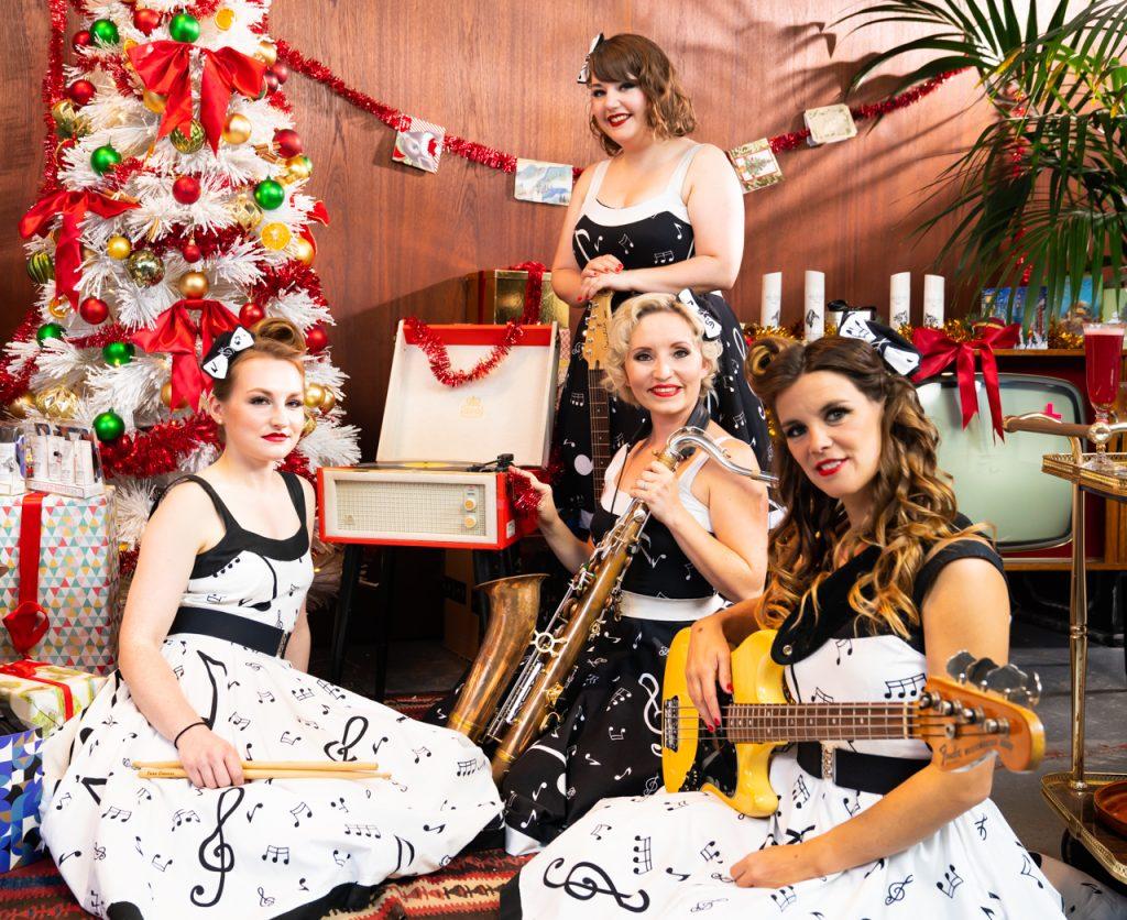 The Daisy Chains Christmas